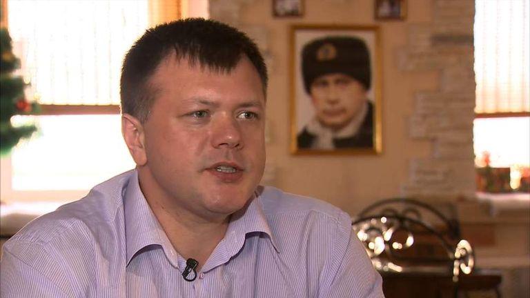 Dmitry Gudzovskiy