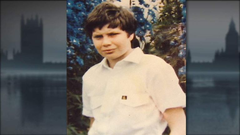 Child sex abuse files - Martin Allen who vanished in London in 1981