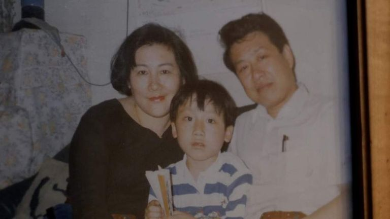 MH370 Passenger And Family