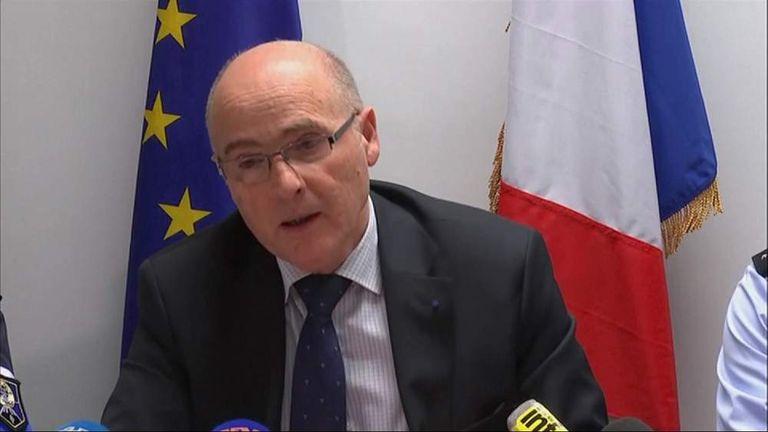 Plane Crash Marseille Prosecutor Brice Robin