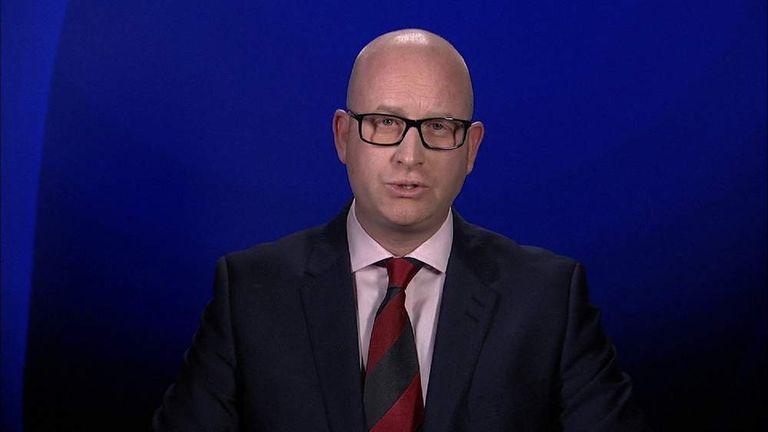 Paul Nuttall MEP, UKIP's deputy leader