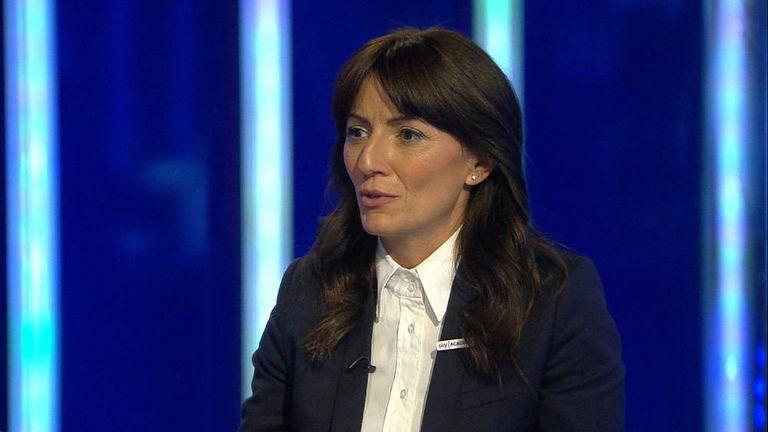 Davina McCall, Sky Academy Ambassador