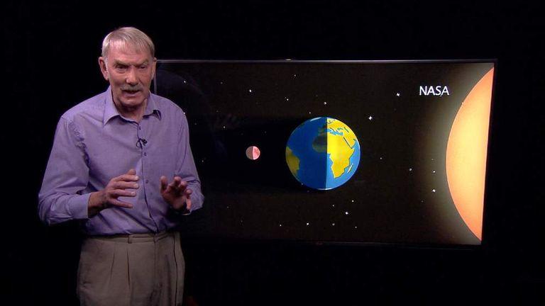ASTRONOMER ROBIN SCAGELL