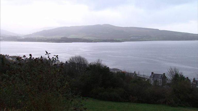 ISLE OF BUTE SCOTLAND