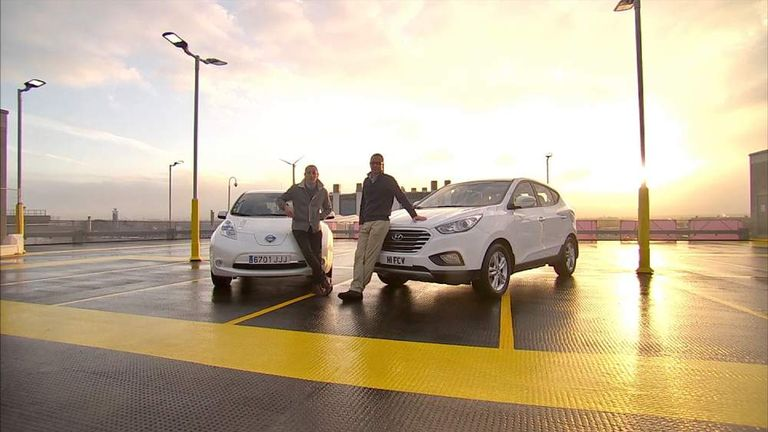 Hydrogen Car Vs Electric Car - what's best for today's motorist?