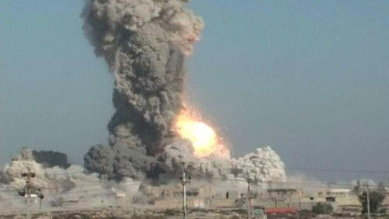 Iraqi Army Retakes Key City