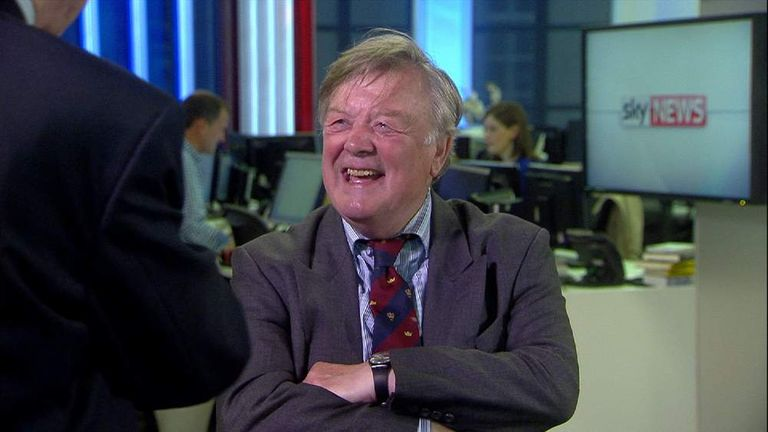 Kenneth Clarke And Malcom Rifkind Speak Candidly About Conservative Leadership Race