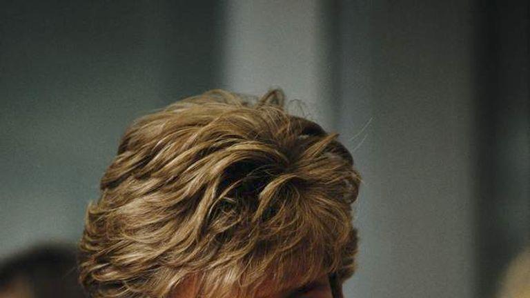 Diana In Czechoslovakia