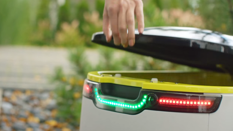 Robots To Deliver Food In London