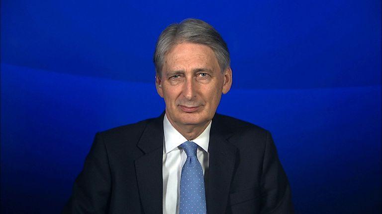 Philip Hammond is the new Chancellor