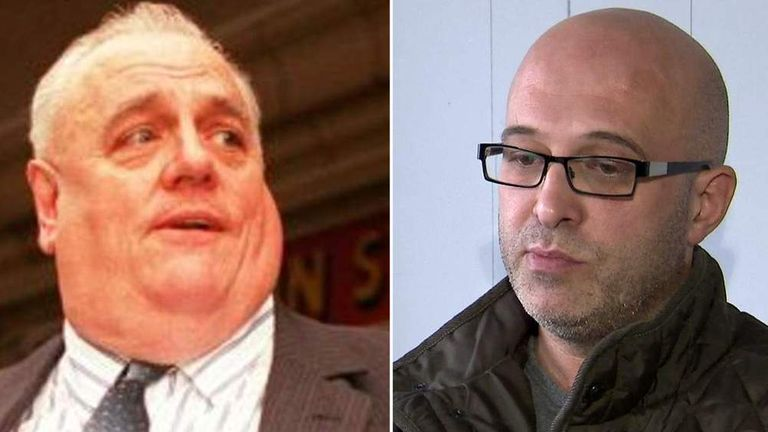 Cyril Smith and Chris Marshall