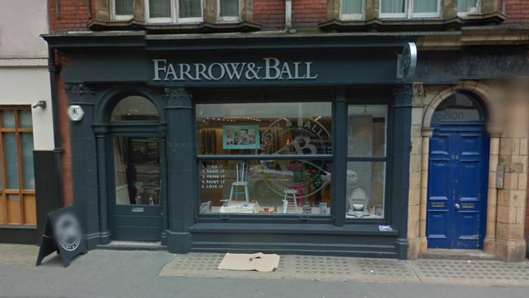 c884f9b71e54 Paintmaker Farrow   Ball Close To £250m Sale