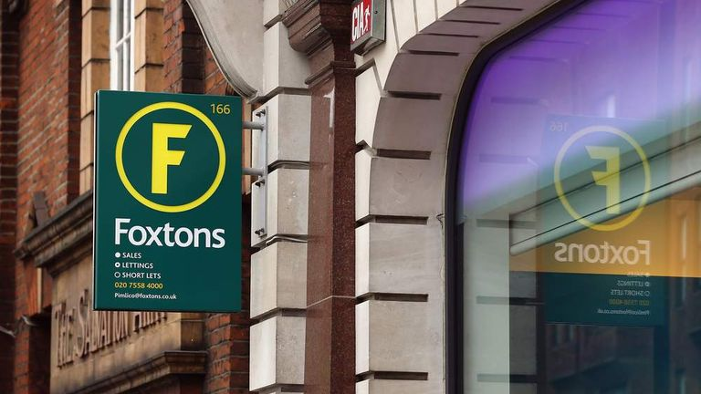 Foxtons Prepares To Make Market Debut