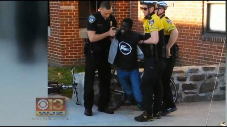 Freddie Gray died after being arrested in Baltimore last year