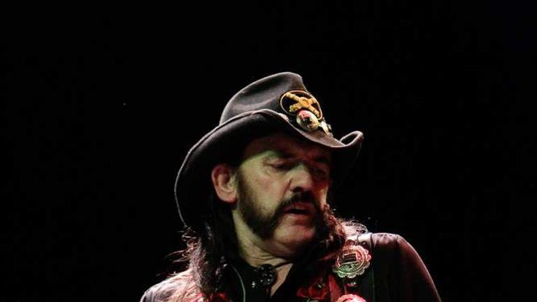Lemmy Was 'Last True Rock Star'