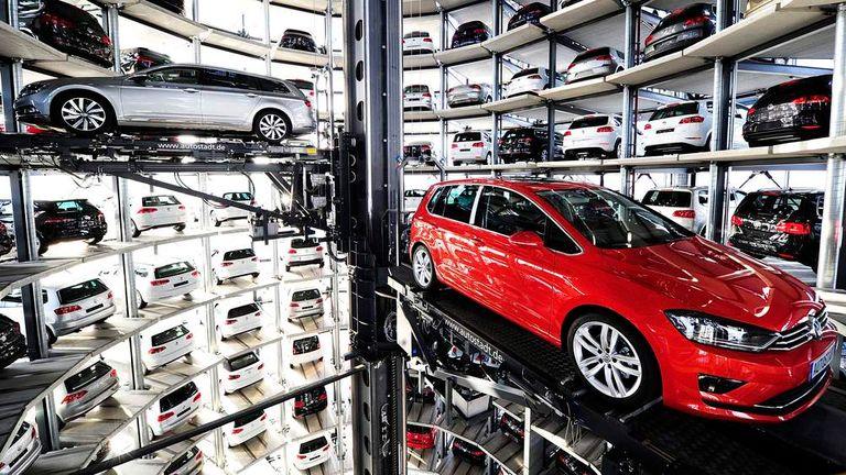 Volkswagen in crisis