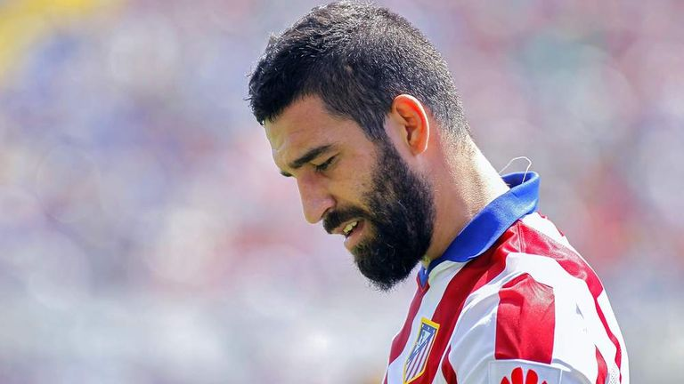 36ddc5d52d8 Barcelona Sign Turan From Atletico Madrid | Scoop News | Sky News