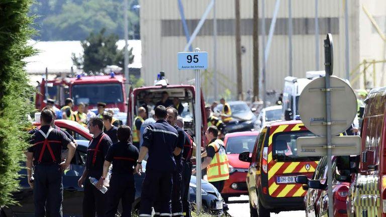 Grenoble attacks