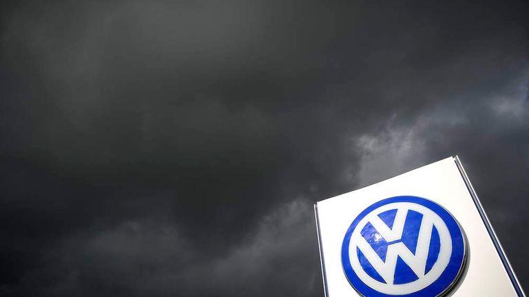 Volkswagen Logo Generic