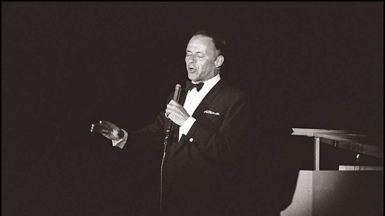Sinatra's 100th Birthday: 8 Ol' Blue Eyes Facts | Ents & Arts News