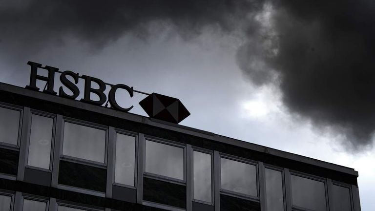 HSBC Tax Scandal: Argentina Wants $3 5bn | Business News | Sky News