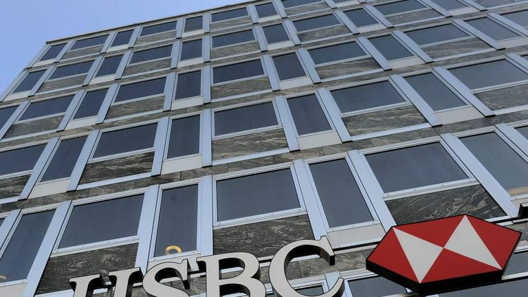 The branch of HSBC Private Bank (Suisse)
