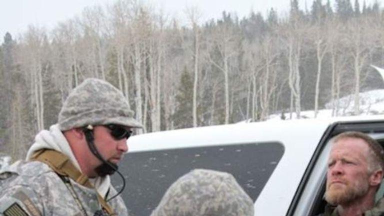 Mountain Man Troy James Knapp Jailed After Roaming Utah