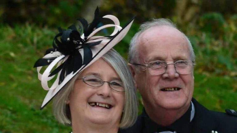 Jim and Ann McQuire