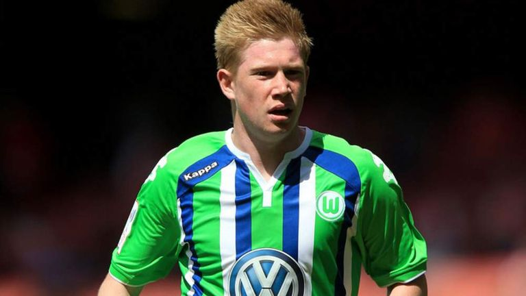 new concept 6b2f1 5cf44 Man City Eager To Sign Wolsfburg's De Bruyne | Scoop News ...