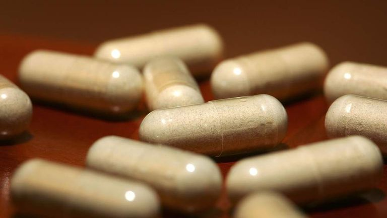 Legal Highs Reclassified As Class A Drugs   UK News   Sky News
