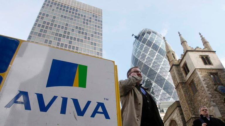 Aviva Agrees £5bn Deal To Buy Friends Life