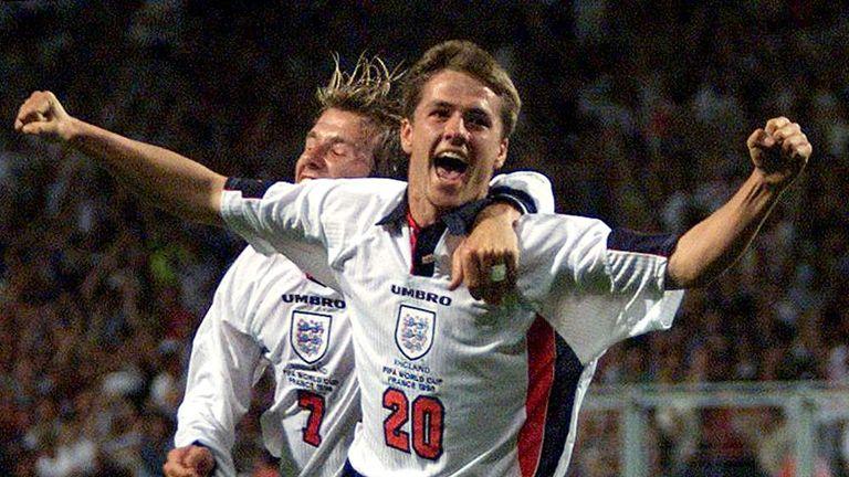 f02ec92063 Michael Owen: Ex-England Star To Retire | UK News | Sky News
