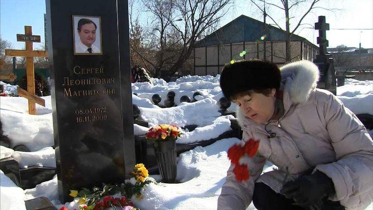 Natalya Magnitskaya