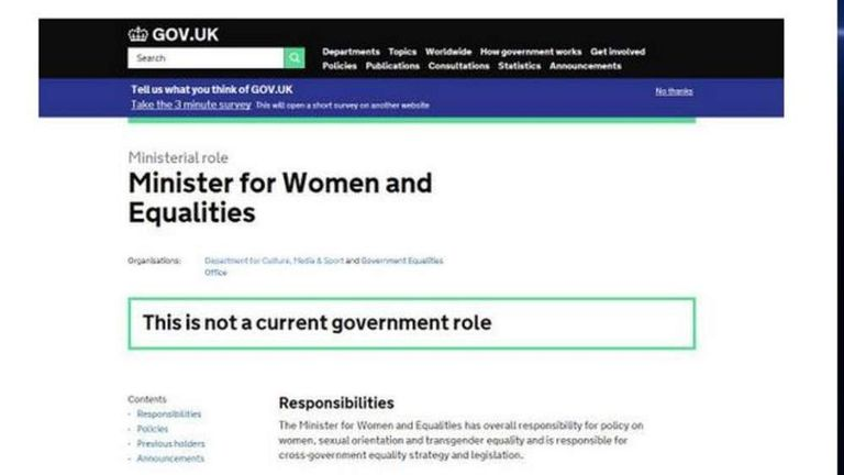Women's Rights Activists Slam Cabinet Line-Up | Politics