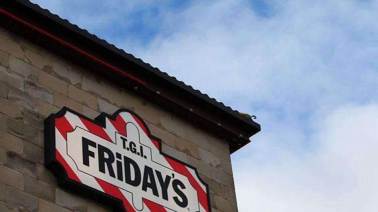 TGI Friday's branch
