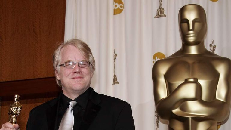 Philip Seymour Hoffman won for Capote in 2006.