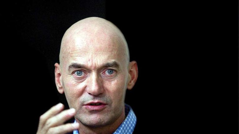 File picture of Pim Fortuyn
