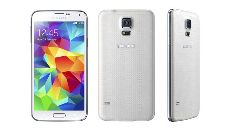 Samsung Show Off The Galaxy S5