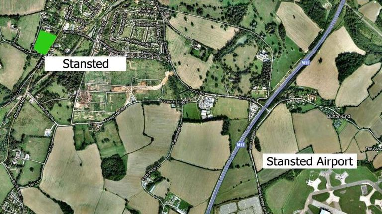 LAND-BANK FRAUD stansted asset land investment image