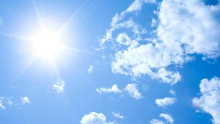 Sunshine In The South And Rain Further North | Scoop News ...