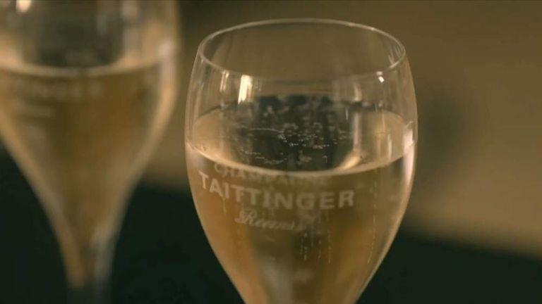 Taittinger Glass
