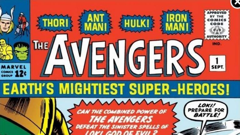 Marvel Comics Giving Away 700 First Editions | Ents & Arts News