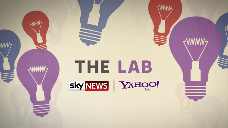 The Lab, produced by Sky News and Yahoo!