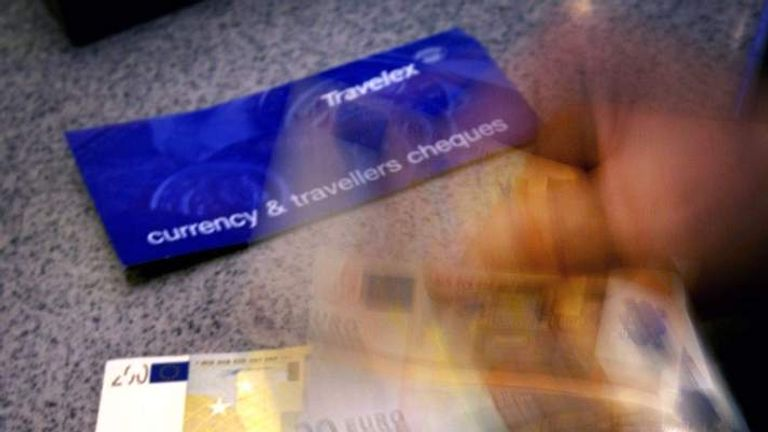 Abu Dhabi Tycoon Swoops For Travelex Takeover | Business