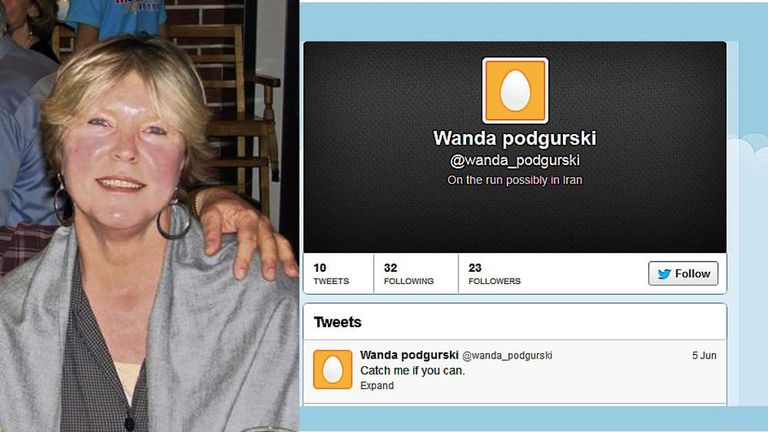 Fraudster Held After 'Catch Me' Twitter Taunt   US News