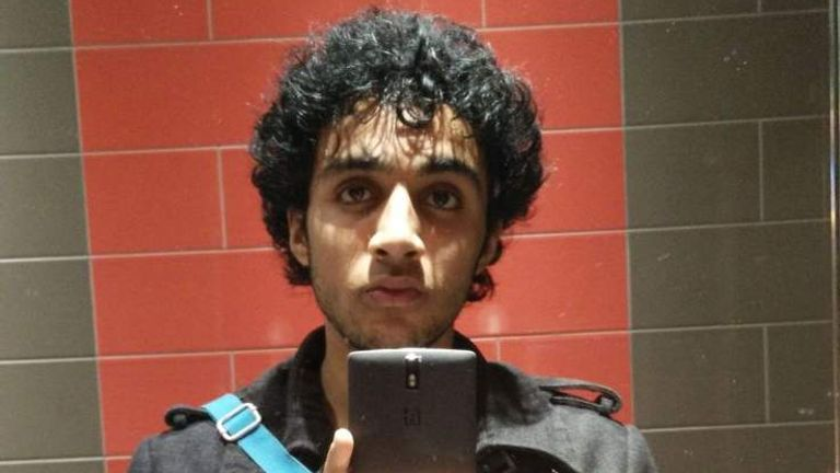Zakariya Ashiq was described as a 'fanatic' by an Old Bailey judge