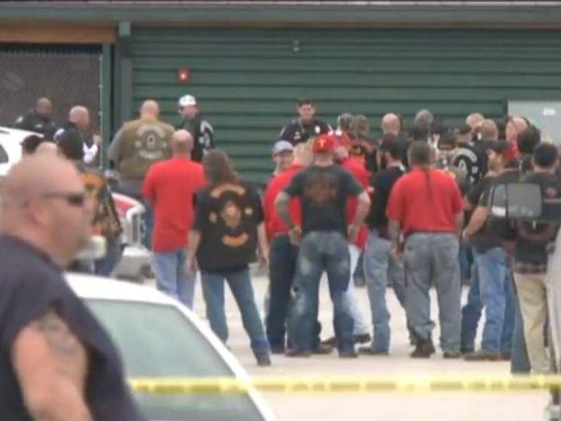 170 Arrested After Gang Shootout