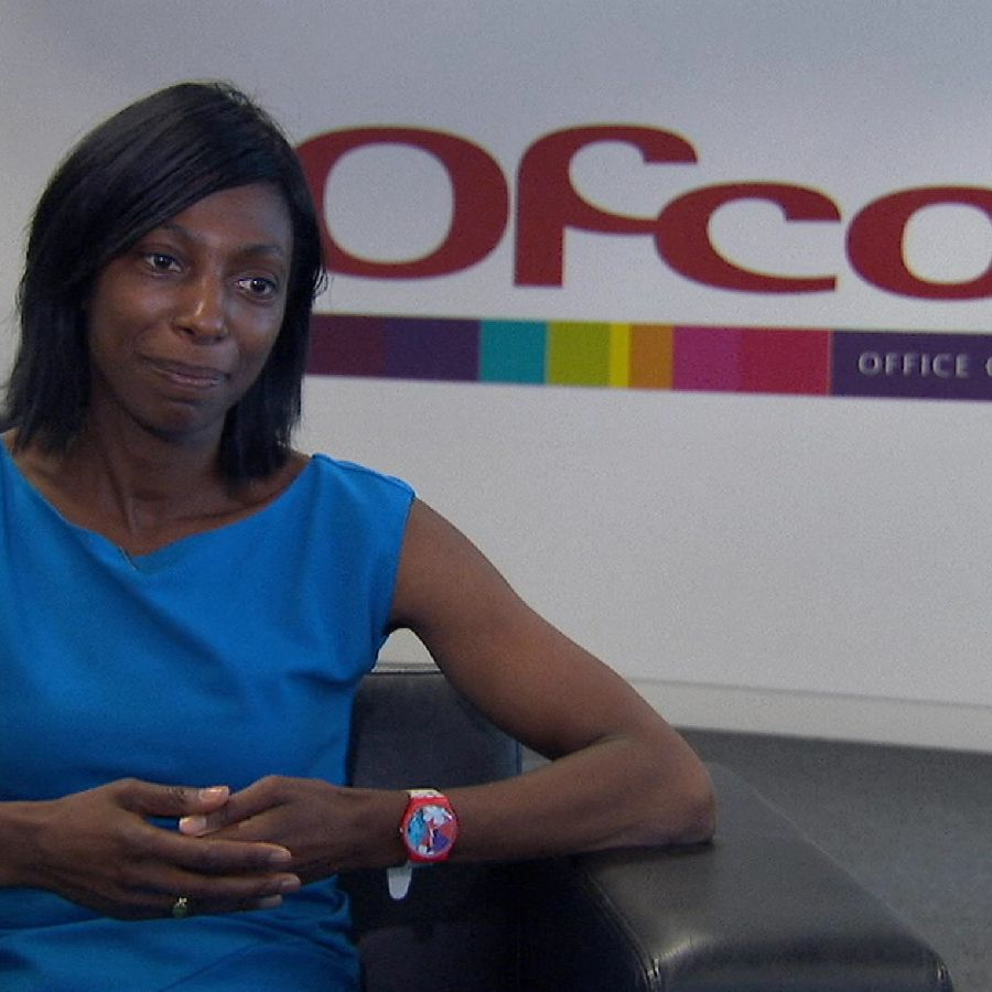 Chief Executive OFCOM, Sharon White