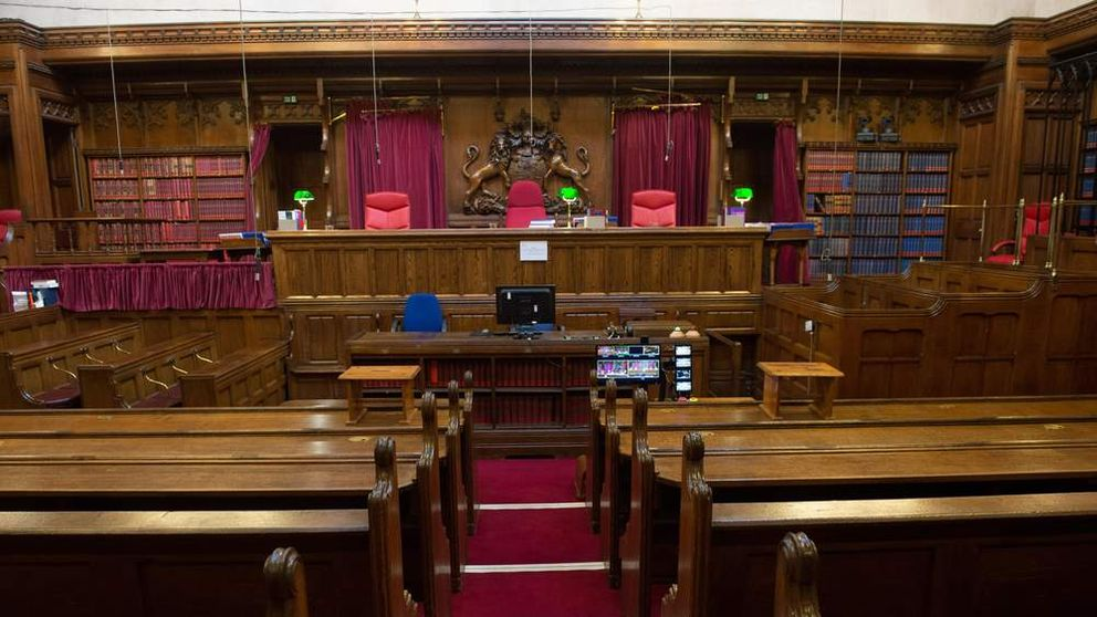 Cameras in courts