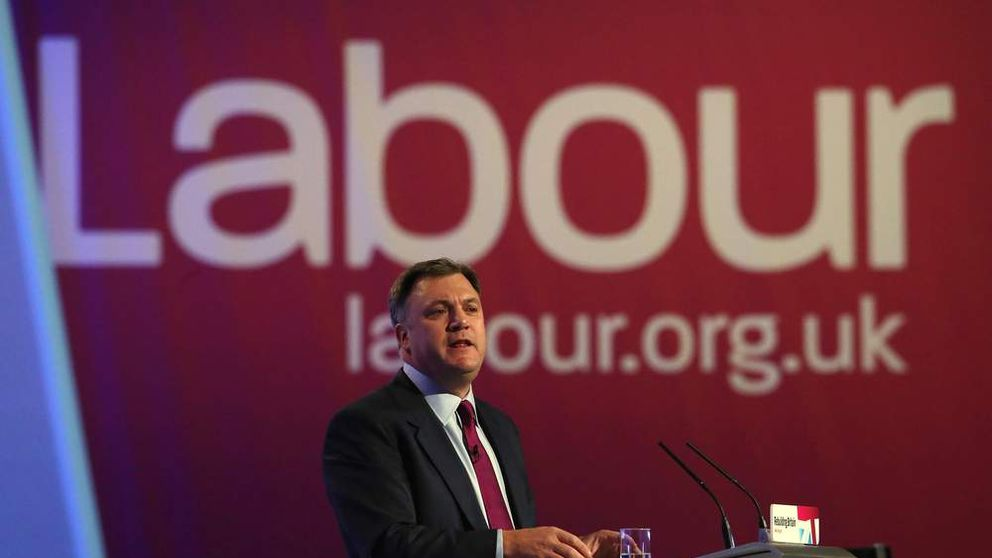 Ed Balls conference speech